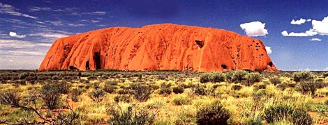Australia 2: Northern Territory - Red Centre