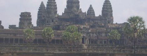 Un flash dalla splendida Angkor